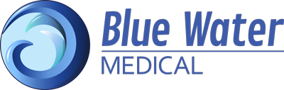 Blue Water Medical Logo